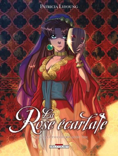 Couverture de La rose écarlate -5- Je serai toujours avec toi