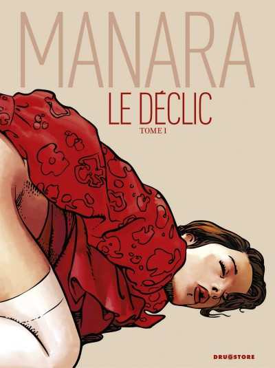 Couverture de Le déclic (édition couleur) -1- Tome 1