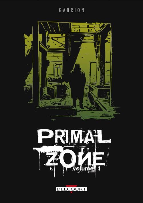 Couverture de Primal Zone