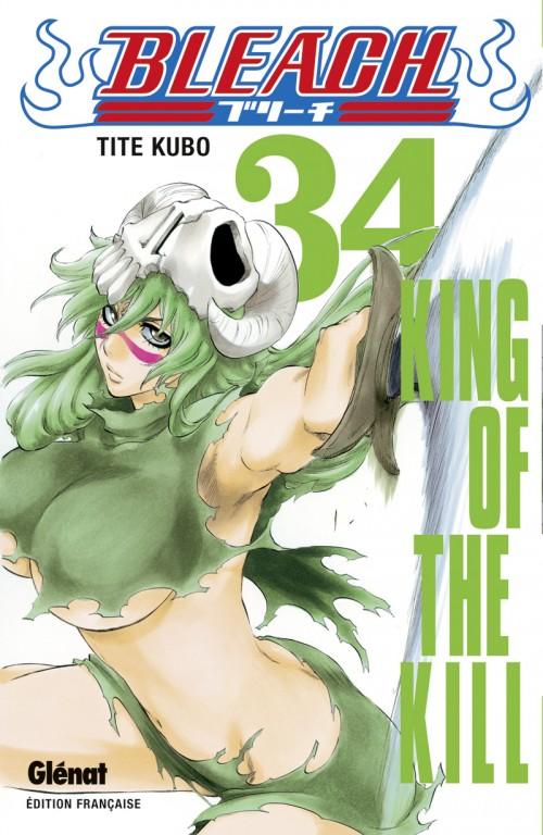 Couverture de Bleach -34- King of the Kill