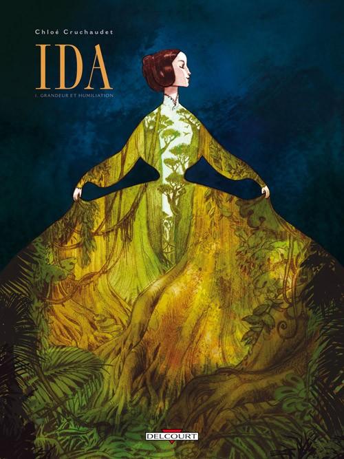 Couverture de Ida -1- Grandeur et humiliation