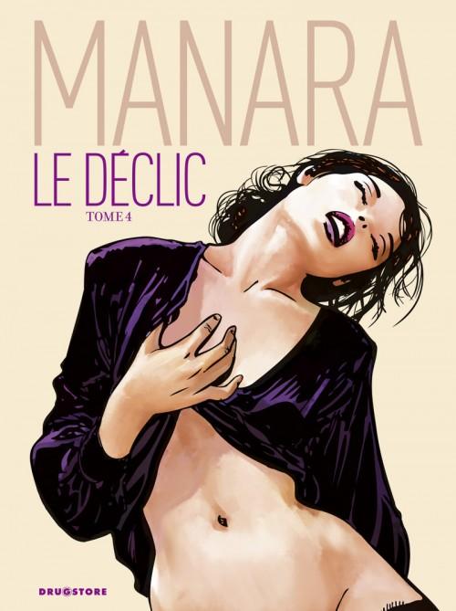 Couverture de Le déclic (édition couleur) -4- Tome 4