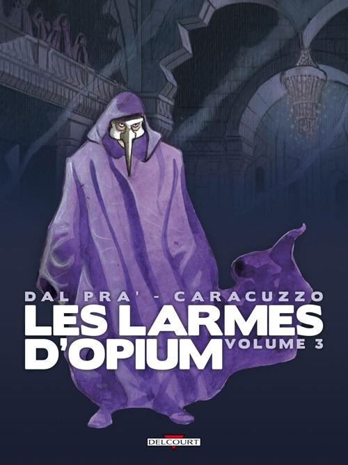 Les larmes d'opium - les 3 tomes