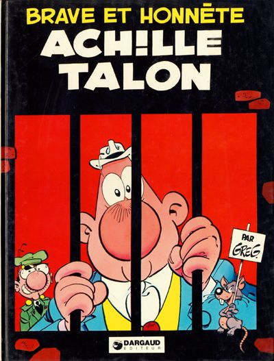 Couverture de Achille Talon -11- Brave et honnête Achille Talon