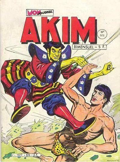 Couverture de Akim (1re série) -573- Trois