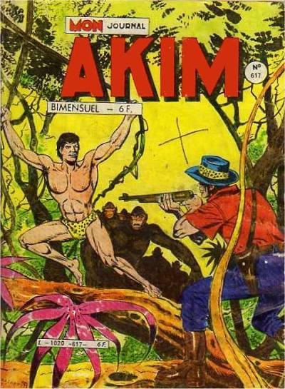 Couverture de Akim (1re série) -617- La formule de l'horreur