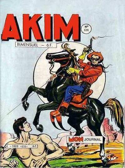 Couverture de Akim (1re série) -620- Le rêve de Moutoub 1er