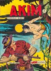 Couverture de Akim (1re série) -625- Piège mortel