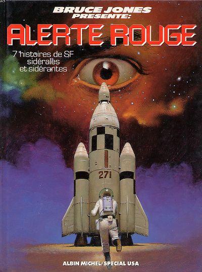 Couverture de Bruce Jones présente -2- Alerte rouge