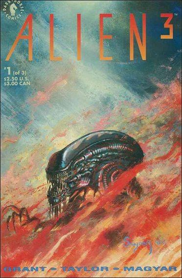 Couverture de Alien 3 (1992) -1- Book 1