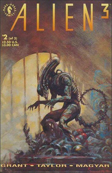 Couverture de Alien 3 (1992) -2- Book 2