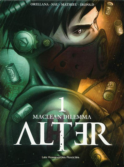 Alter Tome 1 : MacLean Dilemma