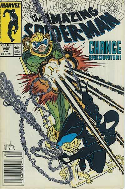 Couverture de Amazing Spider-Man (The) (1963) -298- Chance encounter