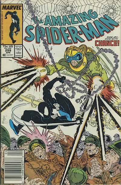 Couverture de Amazing Spider-Man (The) (1963) -299- Survival of the hittist