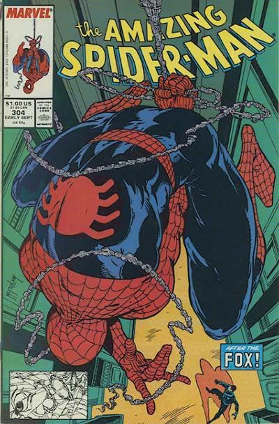 Couverture de The amazing Spider-Man Vol.1 (Marvel comics - 1963) -304- California schemin'!