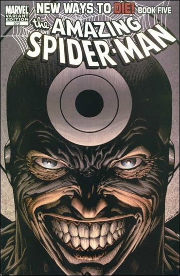 Couverture de Amazing Spider-Man (The) Vol.2 (Marvel comics - 1999) -572- New ways to die part 5 : easy targets
