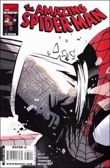 Couverture de Amazing Spider-Man (The) Vol.2 (Marvel comics - 1999) -575- Family ties part 1