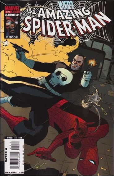 Couverture de Amazing Spider-Man (The) Vol.2 (Marvel comics - 1999) -577- Old huttin' buddies