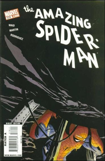 Couverture de Amazing Spider-Man (The) Vol.2 (Marvel comics - 1999) -578- Unscheduled stop part 1