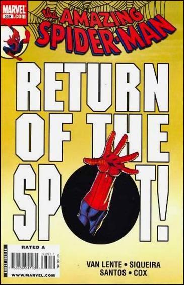 Couverture de Amazing Spider-Man (The) Vol.2 (Marvel comics - 1999) -589- Marked