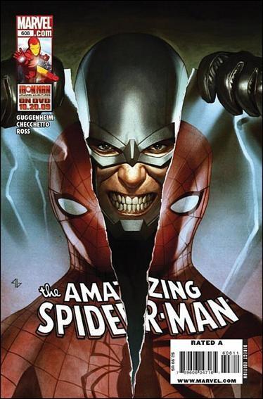 Couverture de Amazing Spider-Man (The) Vol.2 (Marvel comics - 1999) -608- Who was Ben Reilly ? - Part 1