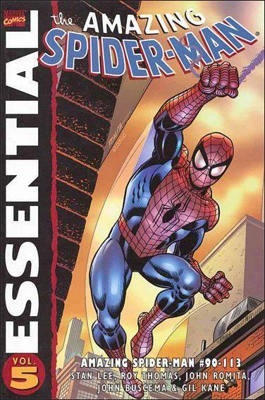 Couverture de Essential Spider-Man (The) / Essential: The Amazing Spider-Man (2001) -INT05- Volume 5