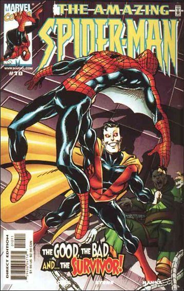 Couverture de Amazing Spider-Man (The) Vol.2 (Marvel comics - 1999) -10- And then there were
