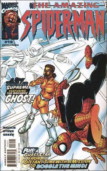 Couverture de Amazing Spider-Man (The) Vol.2 (Marvel comics - 1999) -16- Coming Home