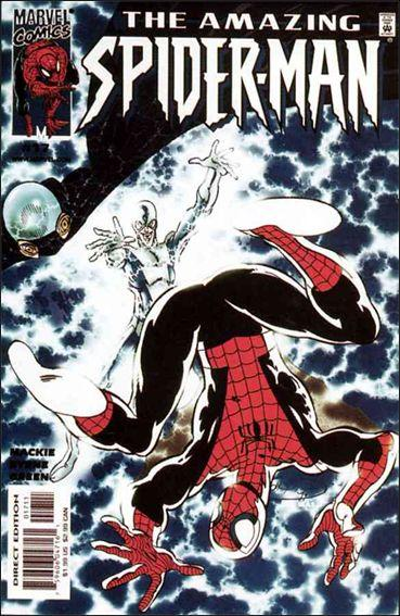 Couverture de Amazing Spider-Man (The) Vol.2 (Marvel comics - 1999) -17- Dust in the wind
