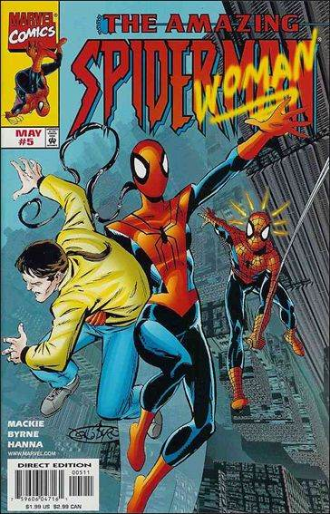 Couverture de Amazing Spider-Man (The) Vol.2 (Marvel comics - 1999) -5- And then there was one
