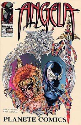 Couverture de Planète Comics (2e série) -2- Angela