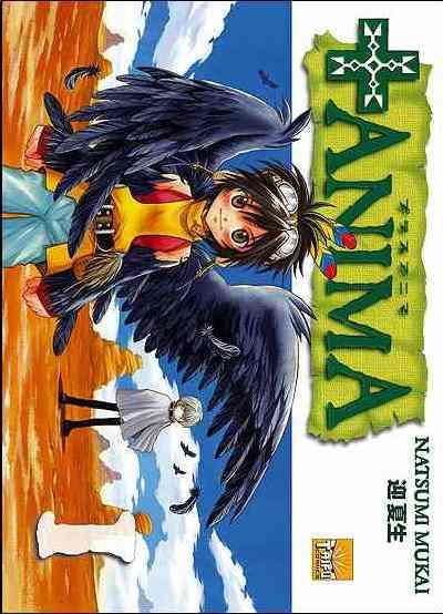 Couverture de + Anima -1- Volume 1