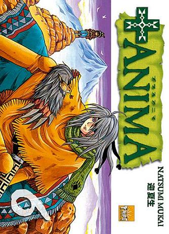Couverture de + Anima -6- Volume 6