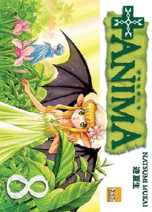 Couverture de + Anima -8- Volume 8