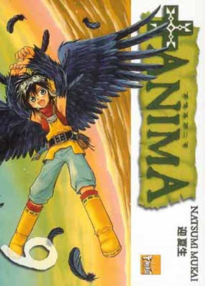 Couverture de + Anima -9- Volume 9