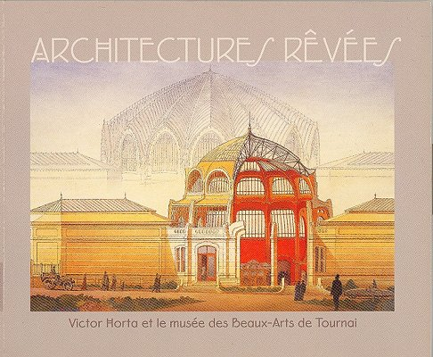 Couverture de (AUT) Schuiten, François -6- Architectures rêvées