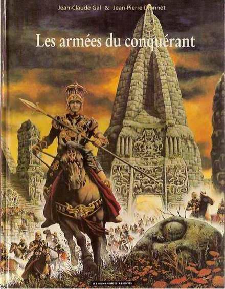 Les armées du conquerant-