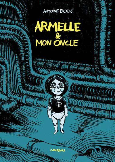 Couverture de Armelle -2- Armelle & mon oncle