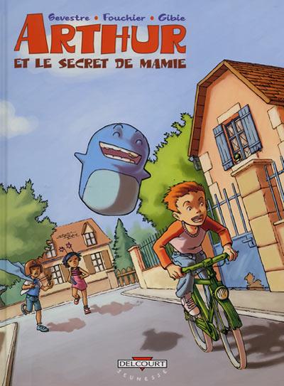 Couverture de Arthur et le secret de Mamie