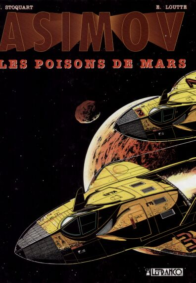 Les Poisons de Mars One shot