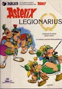 Couverture de Astérix (en latin) -10- Asterix legionarius