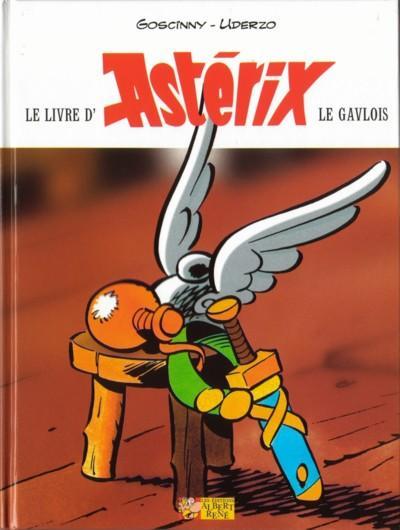 Couverture de Astérix (Hors Série) -12- Le livre d'Astérix le Gaulois