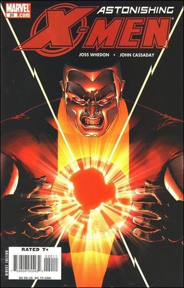 Couverture de Astonishing X-Men (2004) -20- Unstoppable, part 2