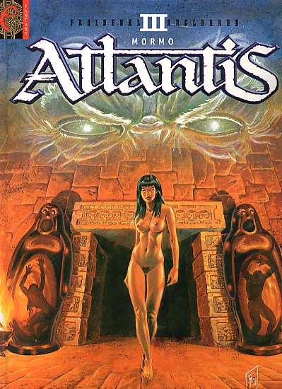 Couverture de Atlantis -3- Mormo