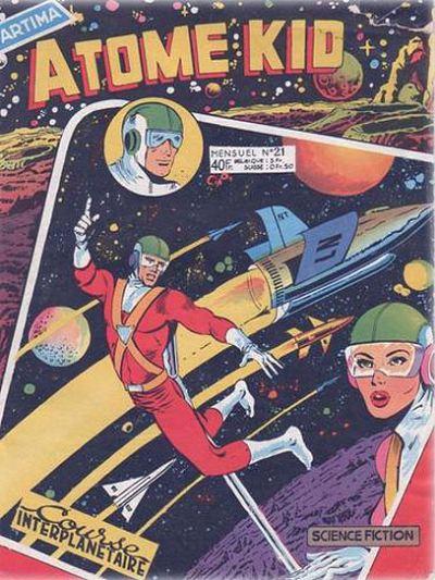 Atome Kid  - divers numéros 12, 21,  29 (3¤ pièce)