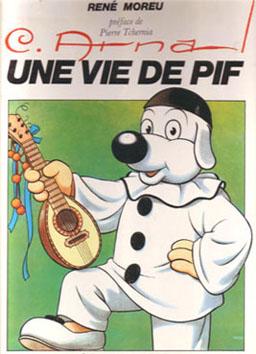 Couverture de Pif le chien -HS- Une vie de Pif