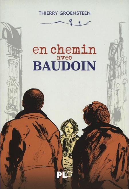 Couverture de (AUT) Baudoin, Edmond -2008- En chemin avec Baudoin