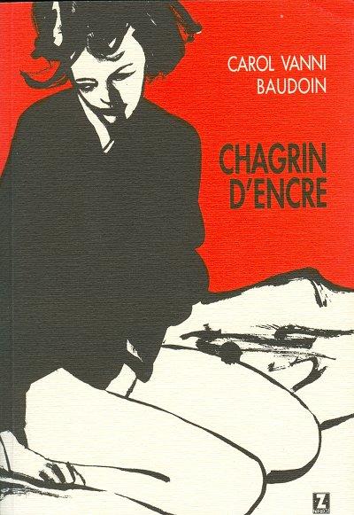 Couverture de (AUT) Baudoin, Edmond -4- Chagrin d'encre