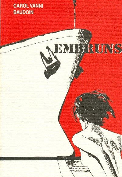 Couverture de (AUT) Baudoin, Edmond -6- Embruns