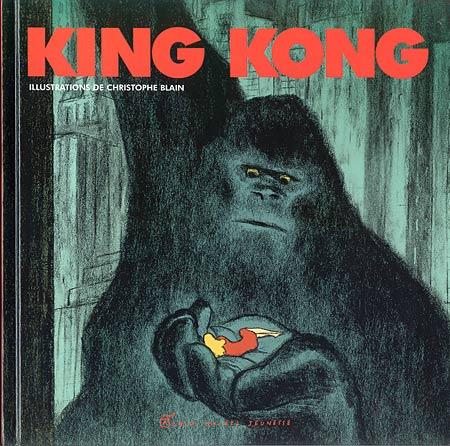 Couverture de (AUT) Blain - King Kong